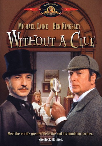 Without A Clue 1988 Dual Audio Hindi Full Movie Download
