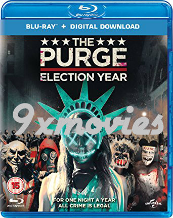 The Purge Election Year 2016 Dual Audio Hindi Bluray Movie Download