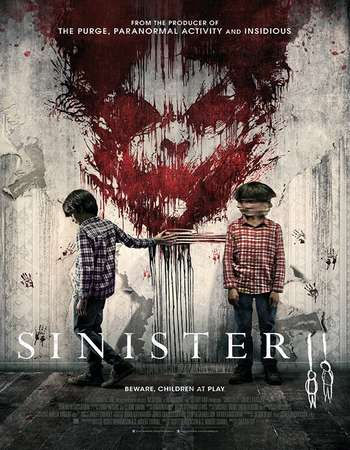 Sinister 2 2015 Hindi Dual Audio BRRip Full Movie Download