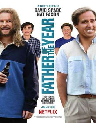 Father of the Year 2018 Full English Movie 300mb Download