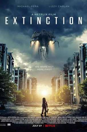 Extinction 2018 Full English Movie Download