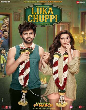 Luka Chuppi 2019 Full Hindi Movie 720p HEVC HDRip Download