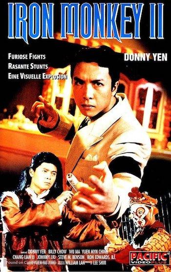 Iron Monkey 2 (1996) Dual Audio Hindi 720p WEB-DL 800mb