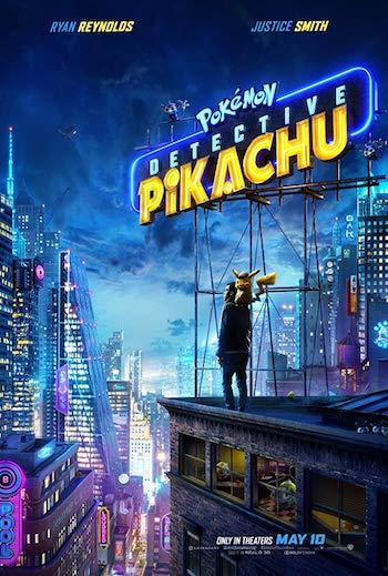 Pokémon Detective Pikachu 2019 English HD Movie Download