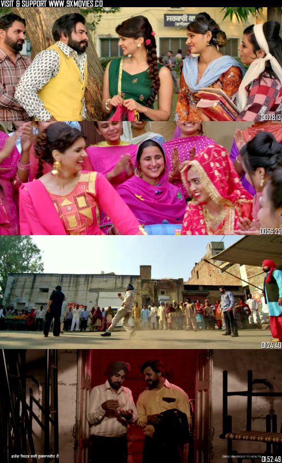 Blackia 2019 Punjabi 720p WEB-DL 999MB