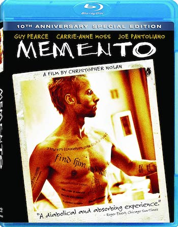 Memento 2000 Dual Audio Hindi Bluray Movie Download