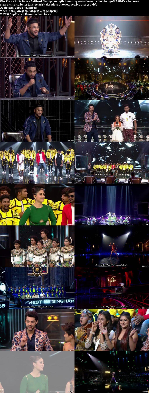Dance India Dance Battle of Champions 29th June 2019