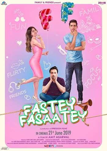 Fastey Fasaatey 2019 Hindi Movie 720p Pre-DVDRip Download