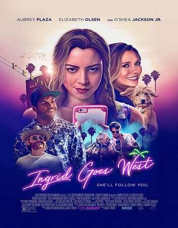 Ingrid Goes West 2017 Hindi Dual Audio 720p BluRay ESubs Download
