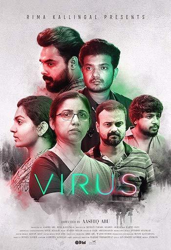 Virus 2019 Malayalam Movie 400MB HDRip 480p ESubs Download