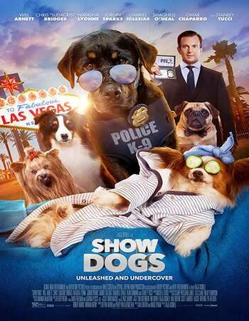 Show Dogs 2018 Hindi Dual Audio 450MB BluRay 720p ESubs HEVC Download