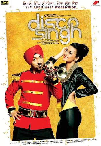 Disco Singh 2014 Hindi Dubbed Movie Download
