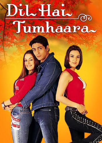 Dil Hai Tumhaara 2002 Hindi Movie Download
