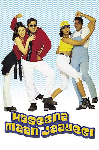 Haseena Maan Jayegi 1999 Hindi 720p WEB-DL 1.1GB