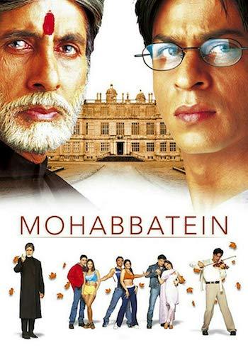 Mohabbatein 2000 Hindi Movie Download