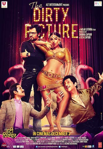 The Dirty Picture 2011 Hindi BluRay Movie Download