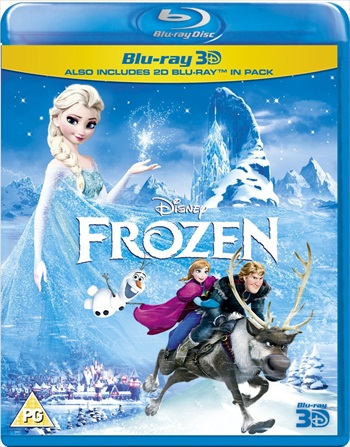 Frozen 2013 Dual Audio Hindi BluRay Download