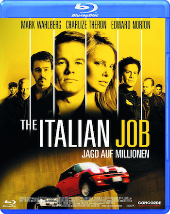 The Italian Job 2003 Dual Audio Hindi Bluray Movie Download