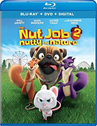 The Nut Job 2 (2017) Dual Audio Hindi Bluray Movie Download
