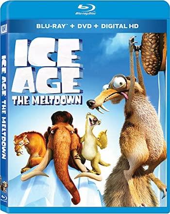 Ice Age - The Meltdown 2006 Dual Audio Hindi Movie Download