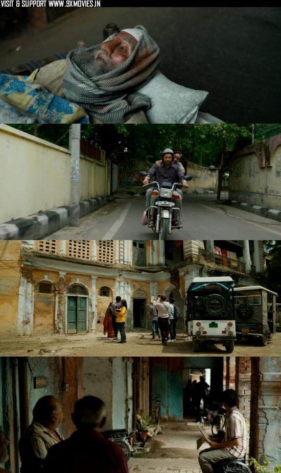 Gulabo Sitabo 2020 Hindi 480p WEB-DL 350MB