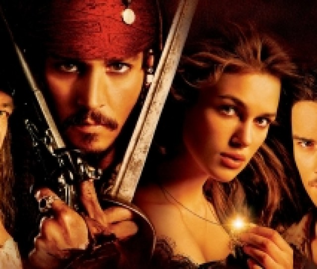Pirates Of The Caribbean Curse Of The Black Pearl  Full Movie Hd