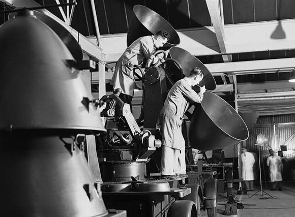 二戰德國空襲倫敦——倫敦大轟炸_空中網軍事頻道