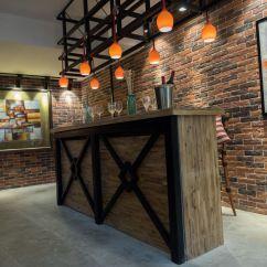 Blue Kitchen Chairs Refacing Cabinets 家庭酒吧吧台图片大全-酒吧吧台价格,餐边柜效果图大全2017,酒吧吧台装修,咖啡台图片大全
