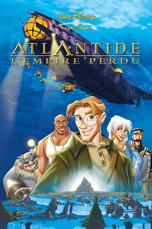 Behind The Scenes Atlantide, L'empire Perdu : behind, scenes, atlantide,, l'empire, perdu, Atlantide,, L'empire, Perdu, (Film,, 2001), CinéSéries