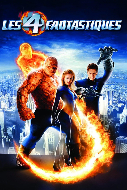 Les 4 Fantastique 2005 : fantastique, Fantastiques, (Film,, 2005), CinéSéries