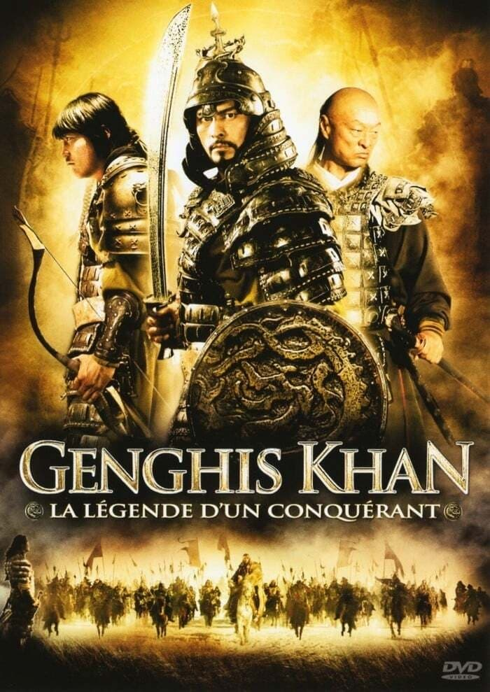 Gengis Khan à La Conquête Du Monde : gengis, conquête, monde, Gengis