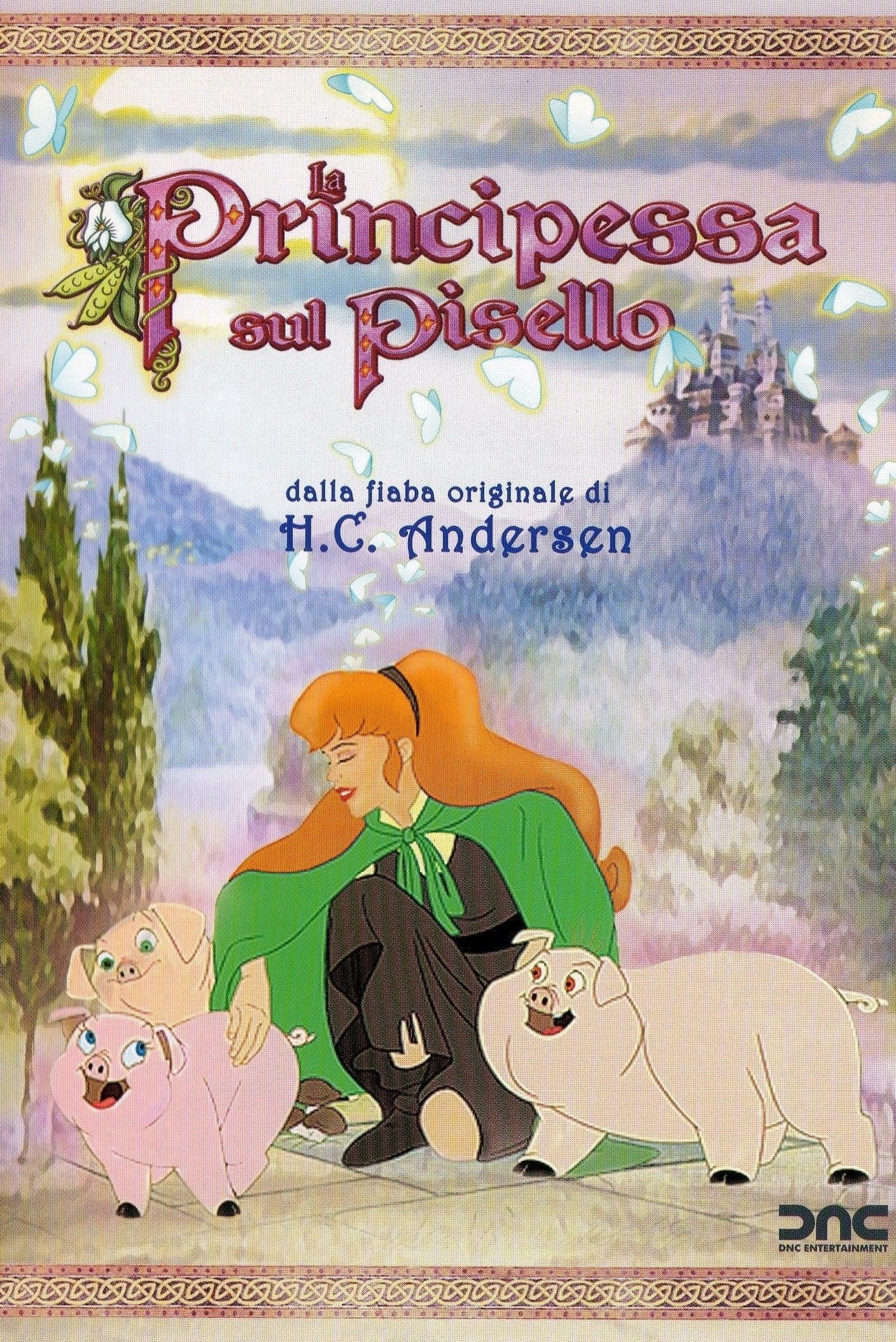 La Princesse Au Petit Pois Film : princesse, petit, Princesse, Petit, (Film,, 2002), CinéSéries