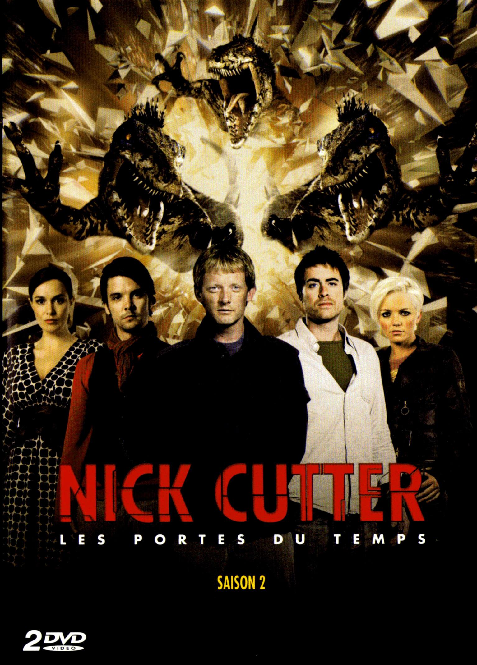 Film Les Portes Du Temps : portes, temps, Primeval, Cutter, Portes, Temps, Saison, (2008), CinéSéries