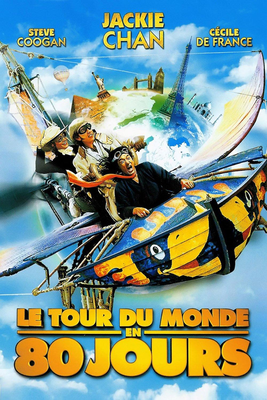 Le Tour Du Monde En Quatre-vingts Jours (film, 2004) : monde, quatre-vingts, jours, (film,, 2004), Monde, Jours, (Film,, CinéSéries