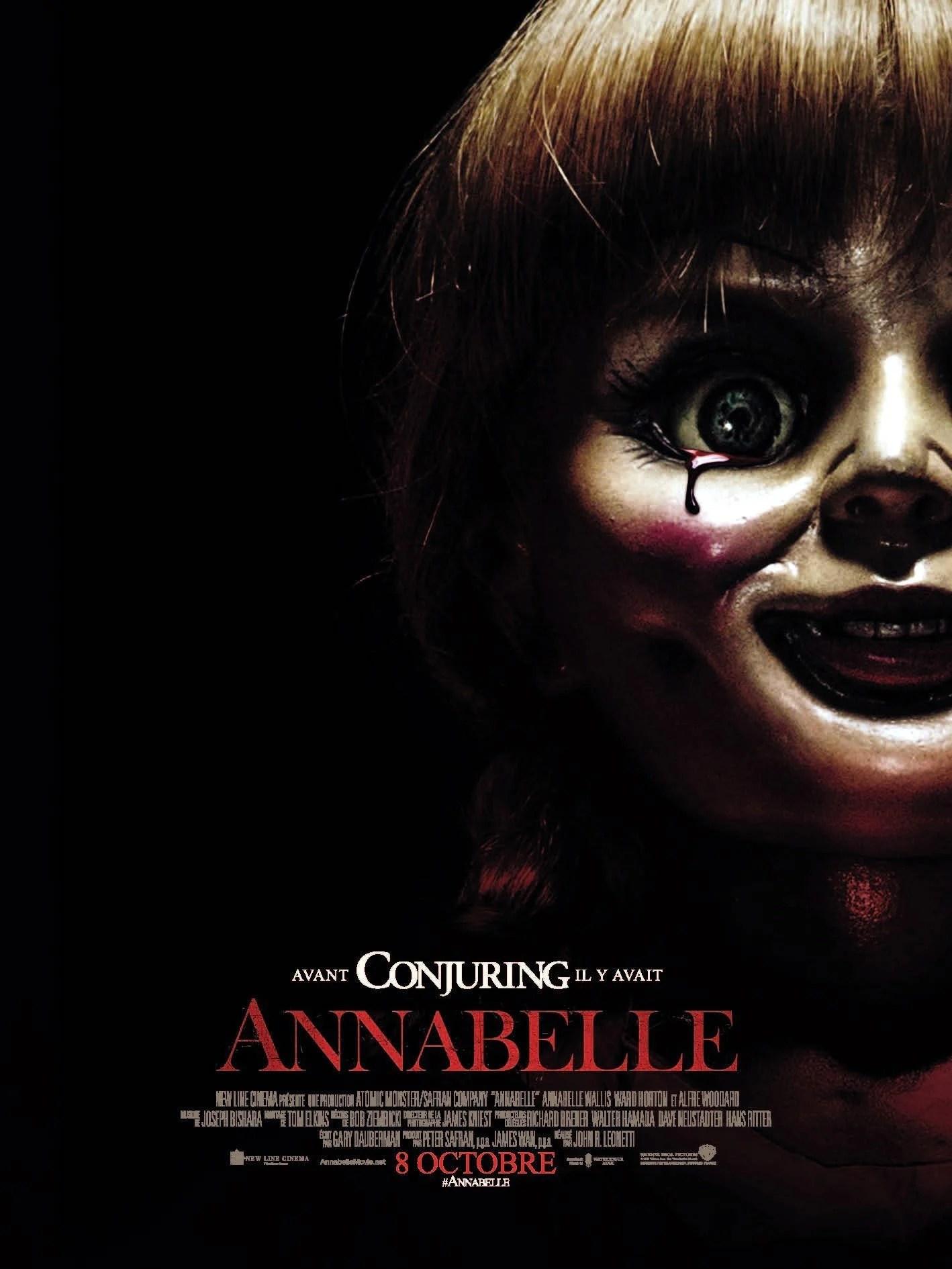 Annabelle 1 En Francais Complet : annabelle, francais, complet, Annabelle, (Film,, 2014), CinéSéries