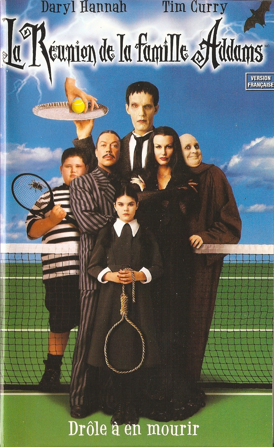 Streaming La famille Addams : Les retrouvailles
