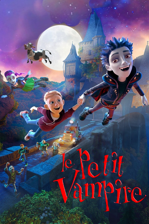 Le Petit Vampire Film 2017 : petit, vampire, Petit, Vampire, (Film,, 2017), CinéSéries