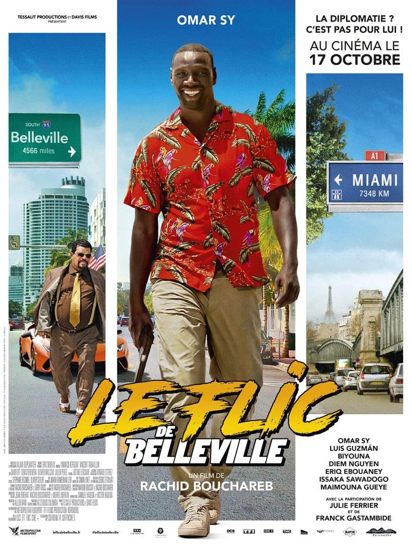 Le Flic De Belleville Vf : belleville, Belleville, (Film,, 2018), CinéSéries