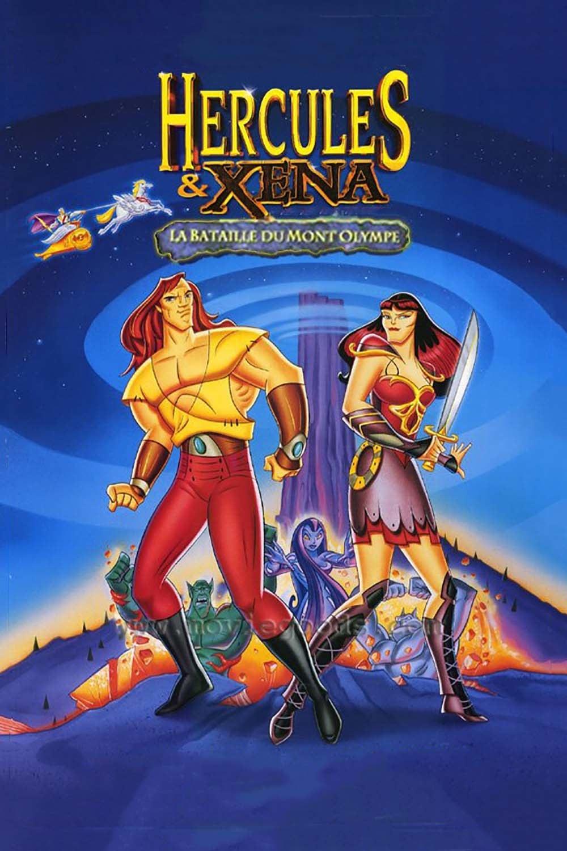 Hercule Et Xena : La Bataille Du Mont Olympe : hercule, bataille, olympe, Hercule, Bataille, Olympe, (Film,, 1998), CinéSéries