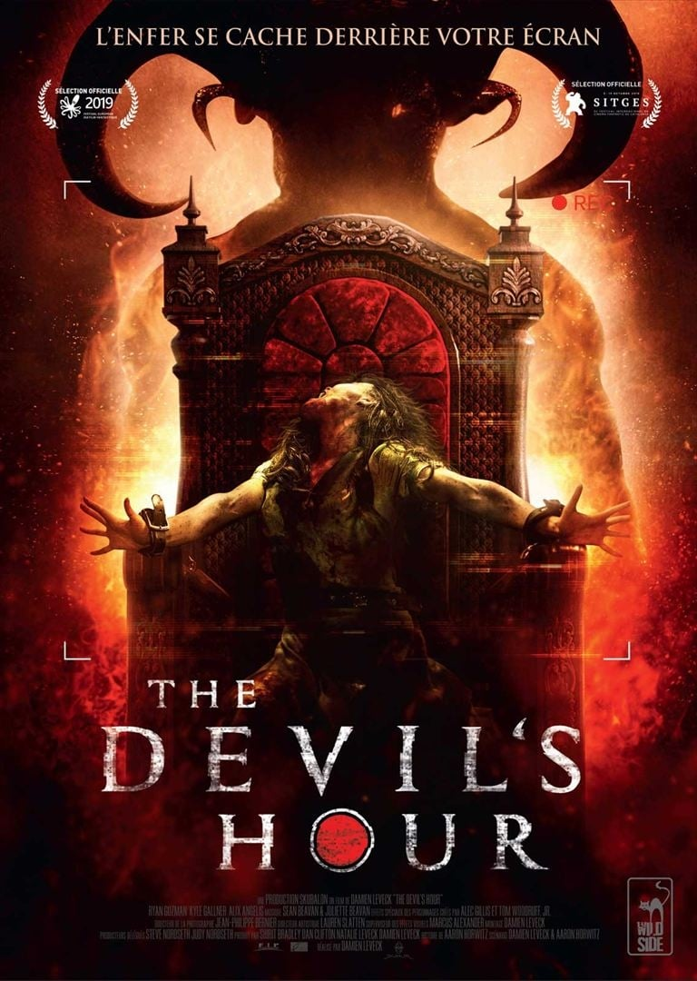 The Devil's Hour Bande Annonce : devil's, bande, annonce, Devil's, (Film,, 2019), CinéSéries