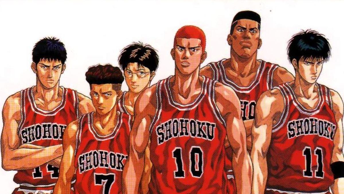 Slam Dunk : l'anime de basket débarque sur ADN - CinéSéries