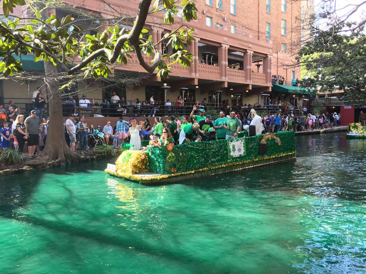 Green Menu San Antonio
