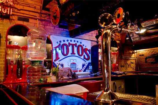 Image result for Toto's Garage in Bandra