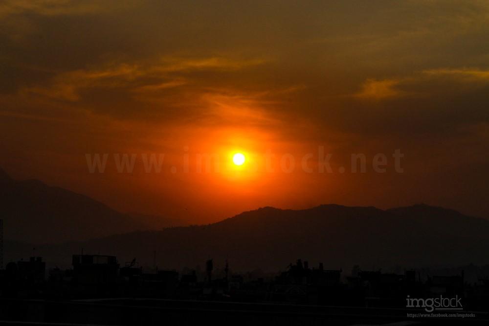 Sunset - Imgstock, Biratnagar