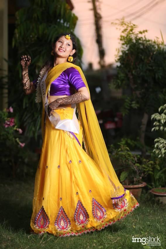 Mallika Engagement Photoshoot - Imgstock, Biratnagar