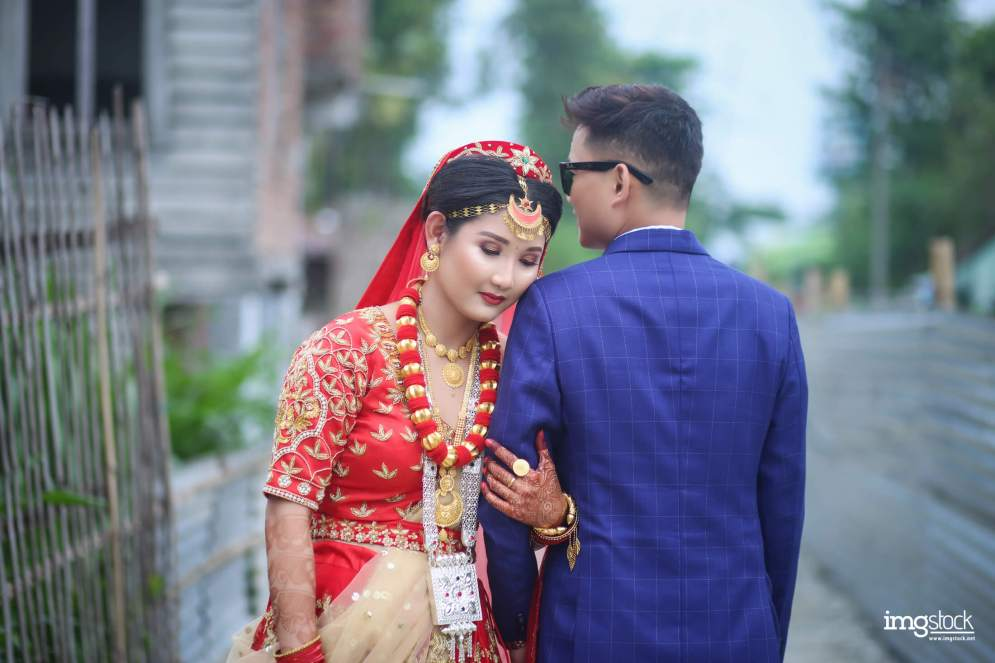 Mallika Wedding - Imgstock, Biratnagar