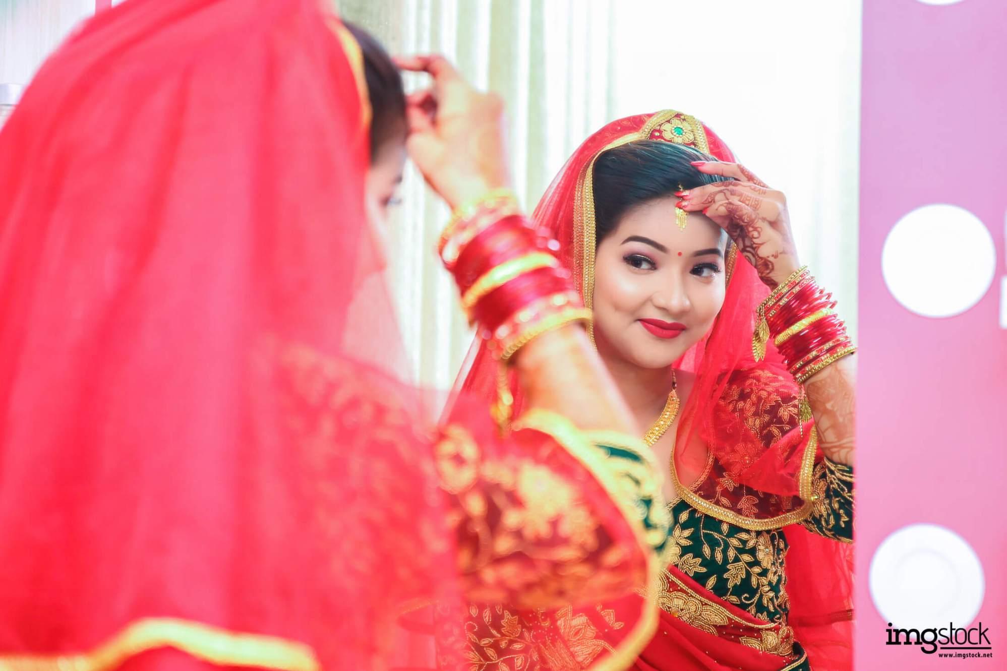 Sandhya Photoshoot - Wedding Photography by ImgStock