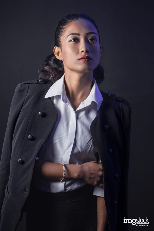 Rasmita Udas - Modeling Photoshoot, Imgstock