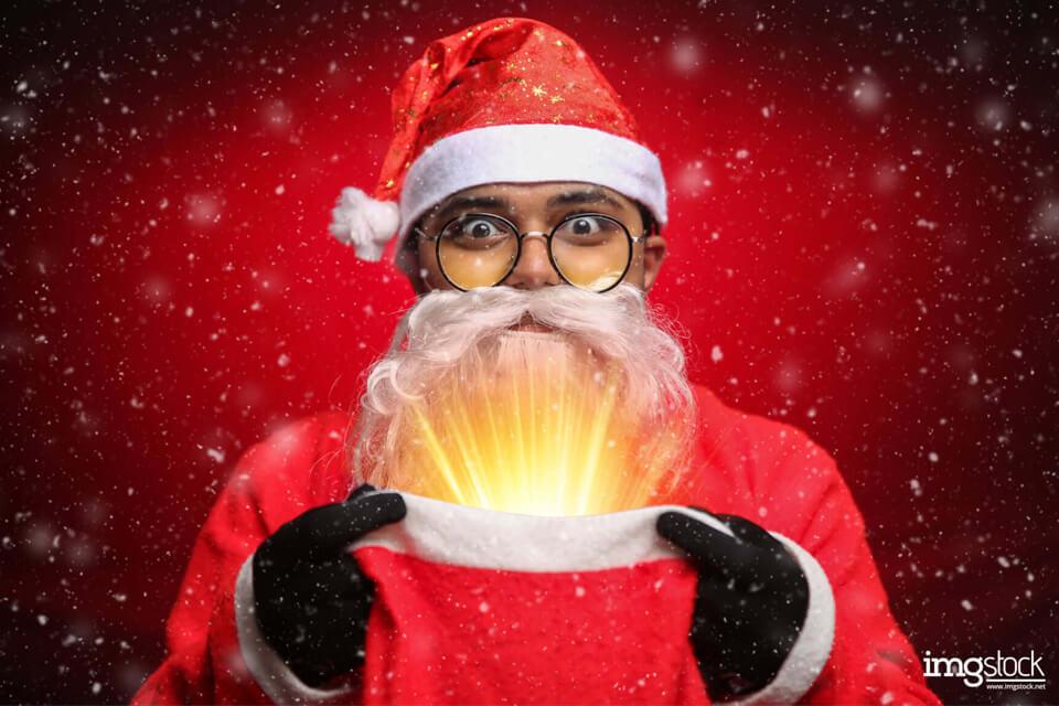 Karan Soni – Christmas Photoshoot