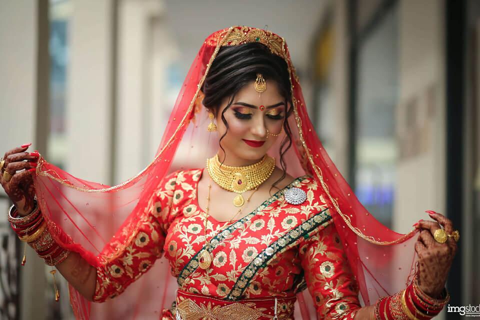 Aayusha – Bridal Photography